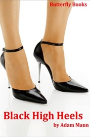 Black High Heels by Adam Mann