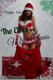 The Elves And Mrs. Claus by Maggie Hale