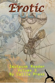 Erotic Pulp Volume 3: Smutpunk Reader by Callie Press