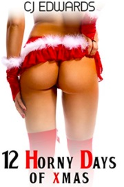 12 Horny Days Of Xmas by C. J. Edwards