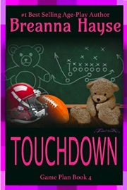 TOUCHDOWN: Game Plan Series Book 4 by Breanna Hayse