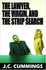 The Lawyer, The Virgin, And The Strip Search by J. C. Cummings