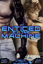 Enticed By The Machine: Book 1 Of Casual Sex Gamer by Randi Holiday and Ryan Andrews
