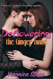 Deflowering The Ginger Twins by Veronica Sloan