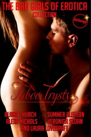 Taboo Trysts by Bad Girls Of Erotica