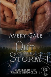 Out Of The Storm: Masters Of The Prairie Winds Club Book 1 by Avery Gale