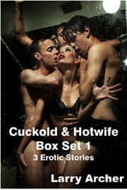 Cuckold & Hotwife - Box Set 1, 3 Erotic Stories by Larry Archer