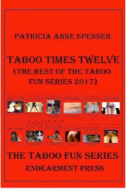 Taboo Times Twelve: The Best Of The Taboo Fun Series 2017 by Patricia Anne Spenser