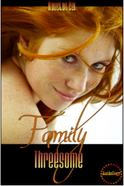 Family Threesome Anthology by Houston Cei