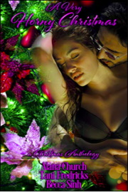 A Very Horny Christmas - A Christmas Anthology by Alana Church