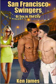 San Francisco Swingers: Bi Sex in The City by Ken James