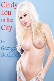 Cindy Lou In The City by George Boxlicker