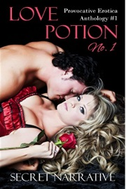 Love Potion No. 1: Provocative Erotica Anthology 1 by Secret Narrative