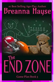 The End Zone: Book 3 Of The Game Plan Series by Breanna Hayse